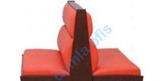 İki taraflı sedir koltuk modelleri, ikili cafe sediri.