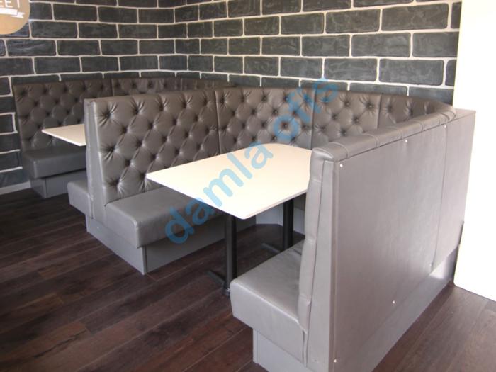 Bar loca koltukları, bar loca sediri.