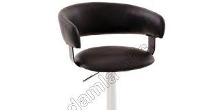 Deri bar sandalyesi modelleri, deri sandalyeleri, deri bar tipi koltuk, bar sandalyeleri.